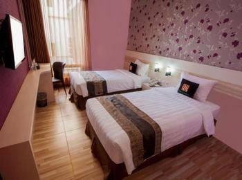 Grand Sovia Bandung - Superior Room Twin Bed Room Only Regular Plan