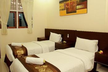 Hotel Adi Sankara Lombok - Standard Twin Room Regular Plan