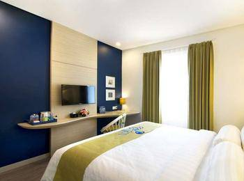 Bonnet Hotel Surabaya Surabaya - Superior King Hanya Kamar Regular Plan