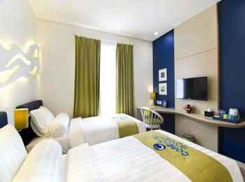 Bonnet Hotel Surabaya Surabaya - Superior Twin include Breakfast for 2 person  Regular Plan
