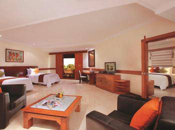 Discovery Kartika Plaza Hotel Bali - Family Suite Regular Plan
