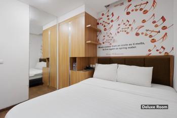 De Green Residence Jakarta - Superior Queen Non Refundable Regular Plan