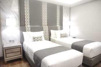 Solia Zigna Kampung Batik Laweyan Solo - Deluxe Twin Balcony Room Only Regular Plan