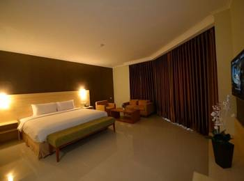 Her Hotel & Trade Center Balikpapan - Deluxe Room Only PROMO GAJIAN