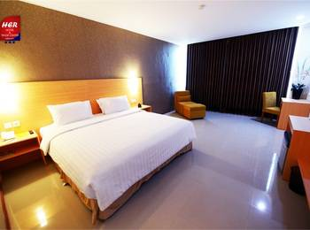 Her Hotel & Trade Center Balikpapan - Executive Room Only Promo PDKT