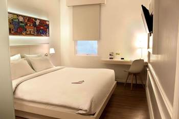 MaxOneHotels Glodok - Happiness King Bed Brakfast No Smoking Regular Plan