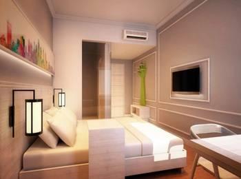 MaxOneHotels Glodok - Warmth Room Only Regular Plan