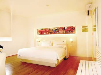 MaxOneHotels Glodok - Warmth Room Only Regular Plan