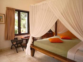 Balam Bali Villa Bali - Agung Room Wooden House Regular Plan