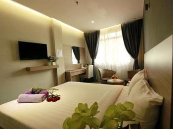 Hotel 99 Pudu Kuala Lumpur - Deluxe Queen (Window) Regular Plan