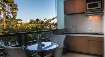Seminyak Square Hotel Bali - Suite Junior Hemat 25%