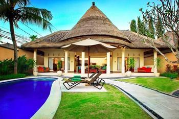 The Mutiara Jimbaran Boutique Villas Bali - Vila, 3 kamar tidur, kolam renang pribadi Hemat 30%