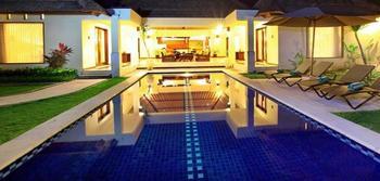 The Mutiara Jimbaran Boutique Villas Bali - Vila, 4 kamar tidur, kolam renang pribadi Hemat 30%