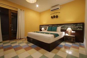 Green Bird Villa Bali - Kamar Double Standar Hemat 15%