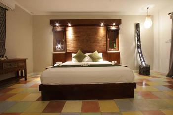 Green Bird Villa Bali - Kamar Double Deluks Hemat 15%