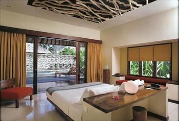 Qunci Villas Lombok - Kamar, pemandangan samudra