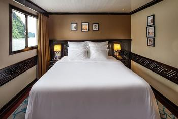 Paradise Luxury Cruise Ha Long - Kamar Double atau Twin Deluks Hemat 20%