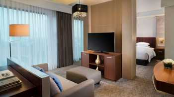 Courtyard by Marriott Bandung Dago Bandung - Premier Suite, 1 Bedroom, City View Regular Plan