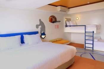 Berry Glee Thematic Hotel Bali - Kamar Keluarga Hanya malam ini: hemat 55%