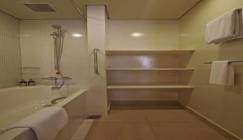 AXIA South Cikarang Service Apartment Bekasi - Deluxe Non Smoking Regular Plan
