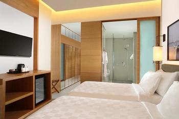 Resinda Hotel Karawang, Managed by Padma Hotels Karawang - Kamar Twin Khas (Deluxe) Regular Plan