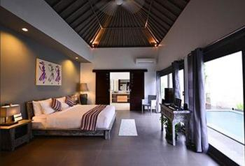 Zoe Villa Bali - Villa, 1 Bedroom, Private Pool, Pool View Regular Plan