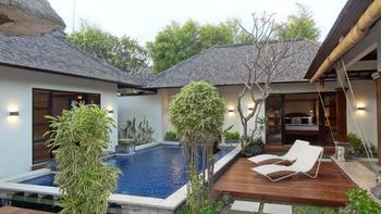 Tis Villa Seminyak Bali - Luxury 2 Bedroom Pool Villa Pesan lebih awal dan hemat 35%