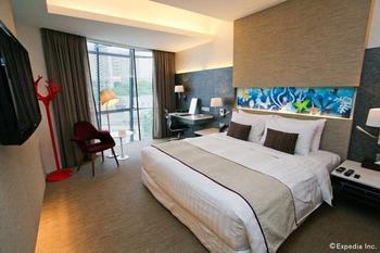 Wangz Hotel Singapore - Room, 1 King Bed (Canopy) Diskon: 10%