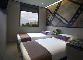 Hotel 81 (Premier) Hollywood Singapore - Superior Twin Room Regular Plan