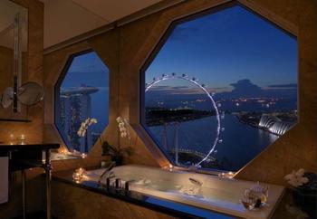 The Ritz-Carlton Millenia Singapore - Premier Suite, 1 King Bed, Bay View (Premier) Regular Plan