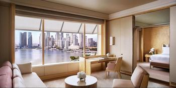 The Ritz-Carlton Millenia Singapore - Deluxe Suite Regular Plan