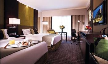 Holiday Inn Singapore Orchard City Centre - Club Room, 2 Double Beds (Club) Regular Plan