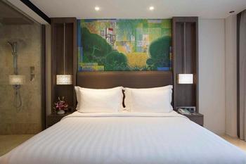 Grand Mercure Kemayoran Jakarta - Kamar Superior, 1 tempat tidur queen Regular Plan