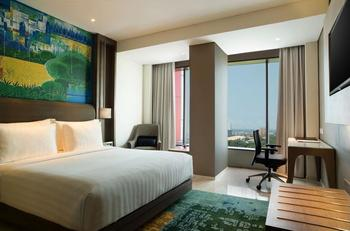 Grand Mercure Kemayoran Jakarta - Kamar Klasik, 1 tempat tidur king Regular Plan