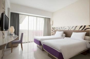 Ibis Styles Bali Benoa - Standard Twin Room, Balcony Regular Plan