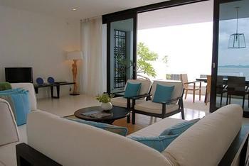 Montigo Resorts Nongsa - Vila Deluks, 2 kamar tidur, pemandangan laut (Seafront Villa) Regular Plan