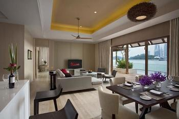 Resorts World Sentosa - Beach Villas Singapore - Two-Bedroom Villa Diskon 10%