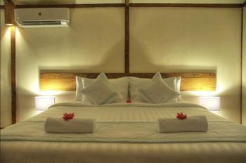 Gili Teak Resort Lombok - Kamar Double Superior, 1 Tempat Tidur King, pemandangan samudra, menghadap laut Regular Plan