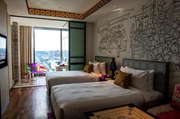Hotel Indigo Singapore Katong - Deluxe Room, 2 Twin Beds Regular Plan
