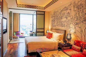 Hotel Indigo Singapore Katong - Premier Room, 1 King Bed, View Regular Plan