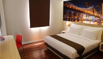 Citihub Hotel Kediri - Superior King Basic Package Regular Plan