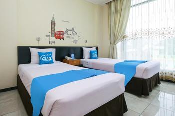 Airy Syariah Klojen Surabaya 1 Malang Malang - Deluxe Twin Room Only Special Promo 45