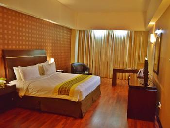 Grand Elite Hotel Pekanbaru - Superior Double or Twin Room Only Promo Hepi