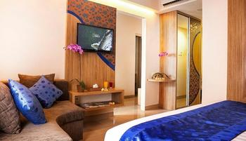 Natya Hotel Bali - DELUXE ROOM WITH BREAKFAST Promo Gajian