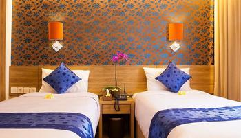 Natya Hotel Bali - SUPERIOR ROOM ONLY Regular Plan