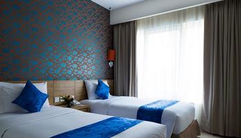 Natya Hotel Bali - SUPERIOR ROOM WITH BREAKFAST Promo Gajian
