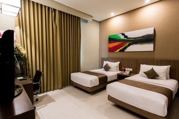 Savana Hotel Malang - SUPERIOR ROOM Regular Plan