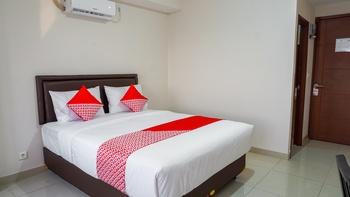 Capital O 2218 Sudirman Suites Apartement Bandung - Deluxe Double Room Regular Plan