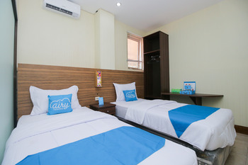 Airy Syariah Klojen Tanimbar 22 Malang Malang - Standard Twin Room Only Regular Plan