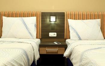 Hotel Pantes Semarang by IHM Semarang - Express Twin - Room Only Regular Plan